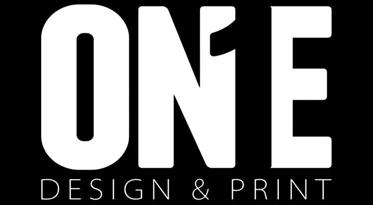 One Design and Print Logo
